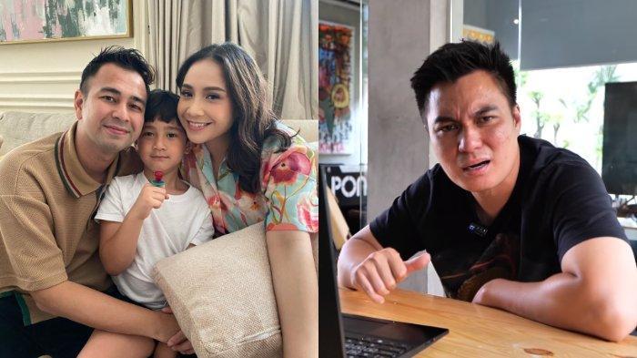 Keluarga Raffi Ahmad - Baim Wong