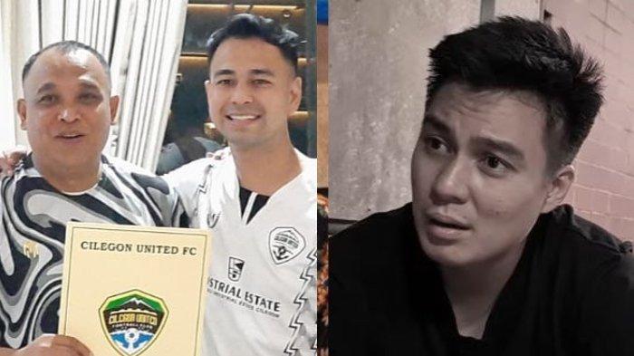 Raffi Ahmad Akuisisi Cilegon United, Baim Wong Curhat: Gua Kok Gak Pernah Diajak Ya yang Seru-seru