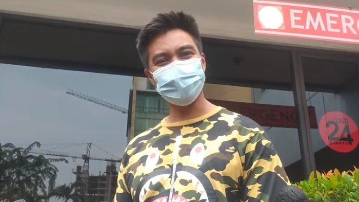 Baim Wong bahagia atas kelahiran putra kedua, Kenzo Eldrago Wong.