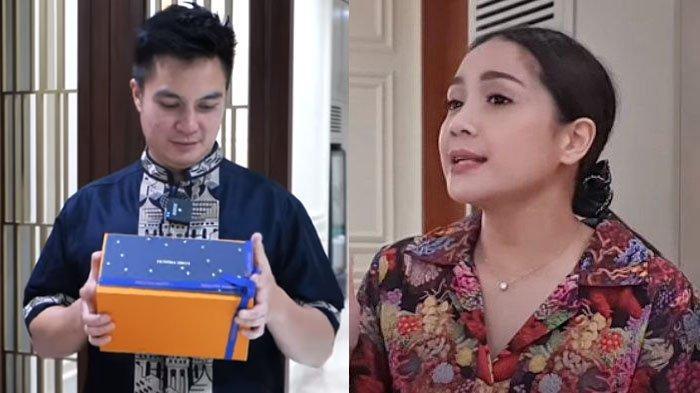 Kelewat Tajir, Nagita Slavina 'Anggurin' Kado Mahal di Rumahnya, Baim Wong: Orang Kaya Memang Beda