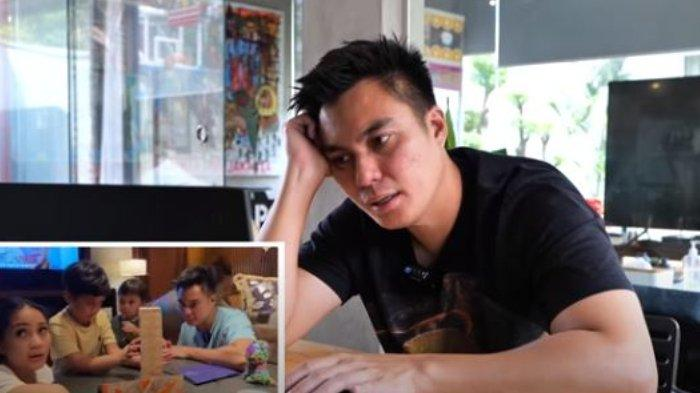 Sedih Rafathar Dikomentari Buruk Saat Marah Main Jenga, Baim Wong Bela: 'Bukan Berarti Anak Pemarah'