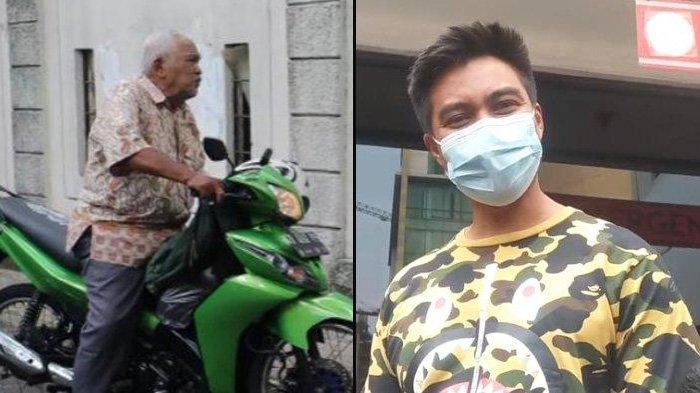 Baim Wong Sudah Minta Maaf, Ini Tanggapan Kakek Suhut, Keluarga Harap Video Bareng Ojol Di-Take Down