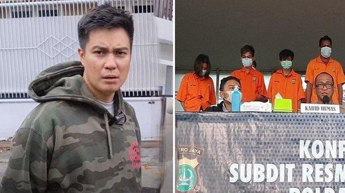 Nama Baik Sempat Tercemar, Baim Wong Lega Pelaku Penipuan Giveaway Dibekuk Polisi: Mereka Meresahkan