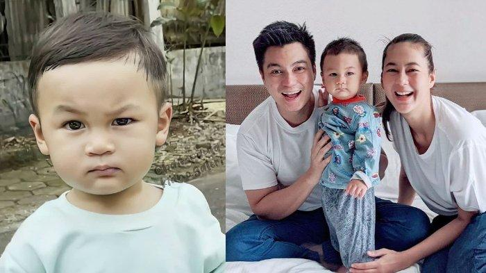 Berusia 1 Tahun, Paula Verhoeven & Baim Wong Bangga Kiano Tiger Wong Jadi Brand Ambassador Cilik