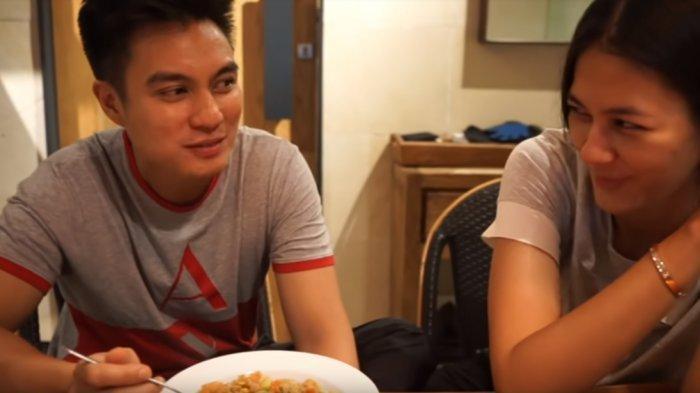 Sahur Kesiangan Masakan Paula Verhoeven Jadi Keasinan, Baim Wong Tetap Makan dan Beri Pujian