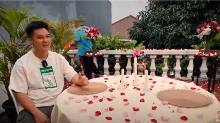 Baim Wong siapkan kejutan romantis untuk Paula Verhoeven.