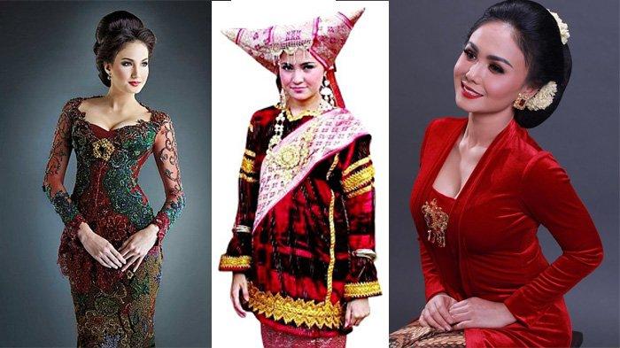 Dari Pakaian Adat Ini, Mana yang Menjadi Favorite Kalian Untuk Peringati Hari Kartini?
