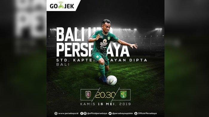 Jadwal dan Prediksi Bali United vs Persebaya Kamis Jam 20.30 WIB Bajul Ijo Miliki Catatan Apik