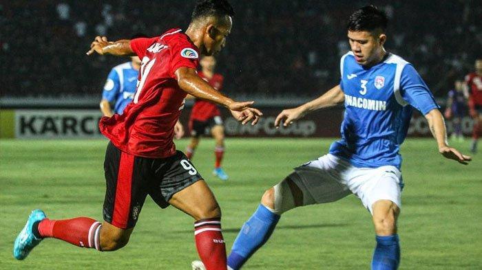 Hasil Akhir Bali United vs Than Quang Ninh Piala AFC 2020: Comeback Manis Skor Akhir 4-1