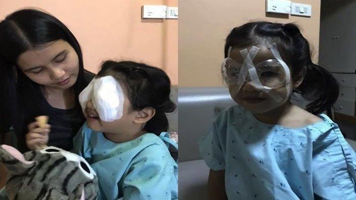 Balita 4 Tahun Ini Harus Menjalani Operasi Mata Karena Kecanduan Main Ponsel Sejak Usia 2 Tahun