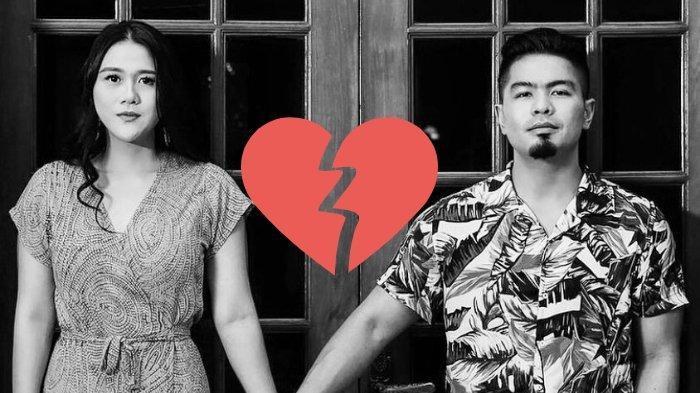 Bams eks Samson dan Mikhavita Wijaya sedang proses bercerai