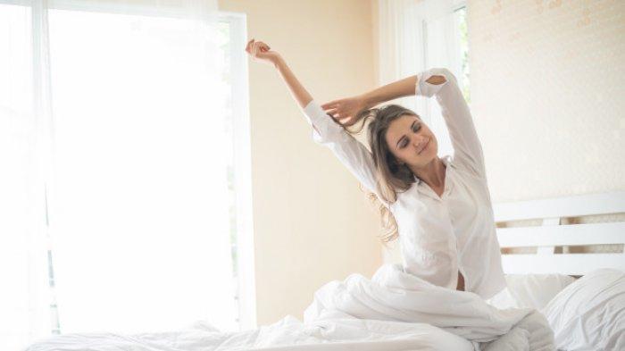 Alasan Kita Refleks Menggeliat atau Ngulet dan Menguap saat Bangun Tidur, Ternyata Penting Banget!