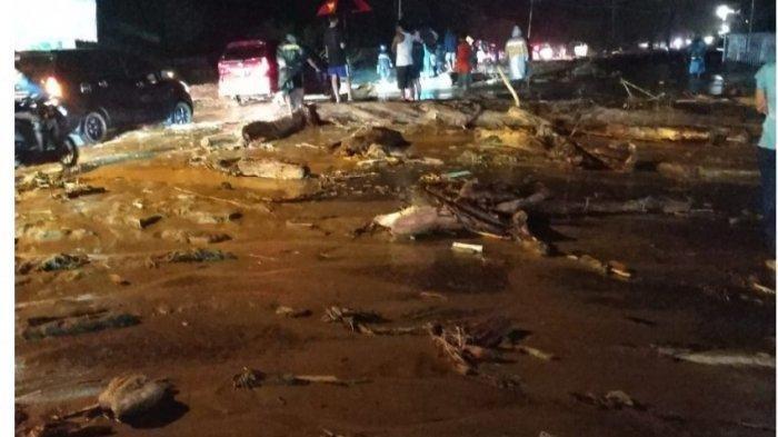 Update Banjir Bandang Sentani Jayapura, Jumlah Korban Tewas Bertambah & 4 Posko Telah Didirikan