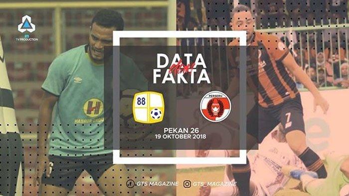 Live Streaming Liga 1 Barito Putera Vs Perseru Serui Malam ini Jam 18.30 WIB, Asa Tim Asal Papua