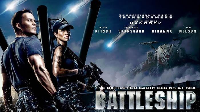 Sinopsis Film Battleship, Aksi Seru Manusia Melawan Alien di Lautan, Saksikan Malam Ini