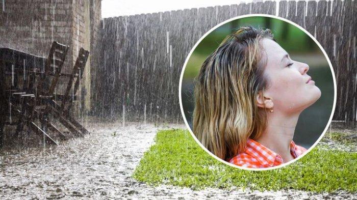 Penyebab Hujan dan Bau Tanah Basah Sangat Enak, Segar Dicium Ternyata Karena Alasan Mendalam Ini