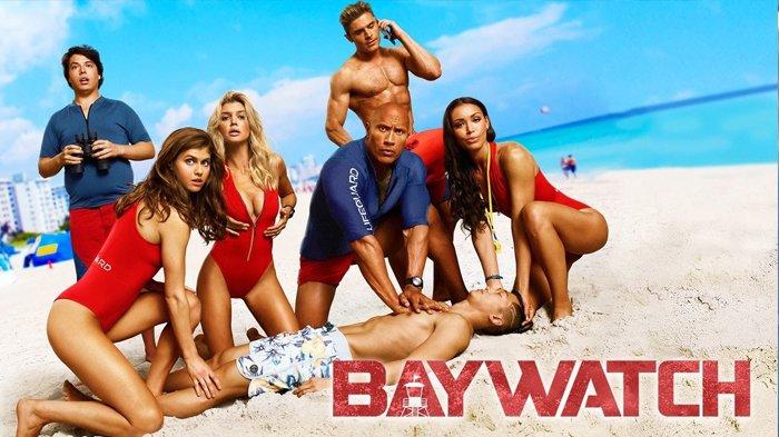 Film Baywatch, tayang malam ini di Bioskop Trans TV.