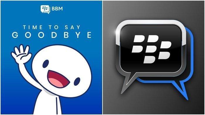 Ramai Tagar #goodbyebbm, Inilah Alasan BlackBerry Messenger Berhenti Operasi di Akhir Mei 2019