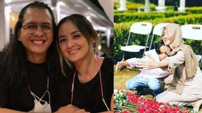 POPULER Hadapi Nasib yang Sama, Ditinggal Suami untuk Selamanya, BCL Kuatkan Joanna Alexandra