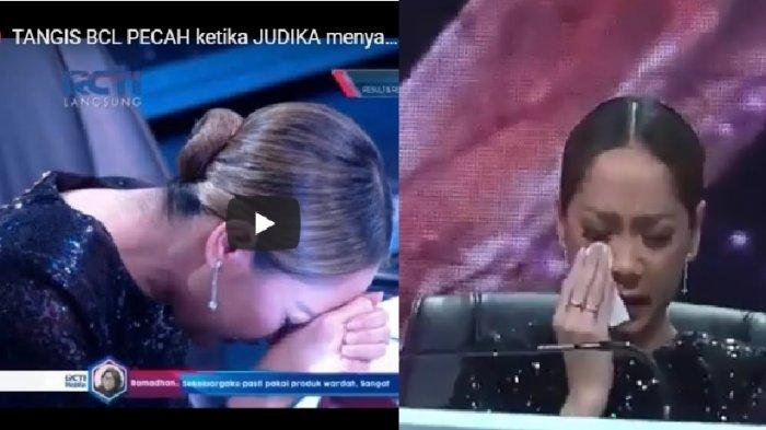 VIRAL Sesal Istri Judika, BCL Nangis di Indonesian Idol Kok Suami Disalahkan? Terbongkar Fakta Baru