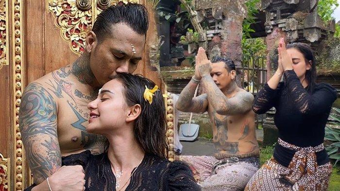 Apa Itu Melukat? Dilakukan Jerinx dan Nora Alexandra, Ritual Pembersihan Diri dalam Tradisi Hindu