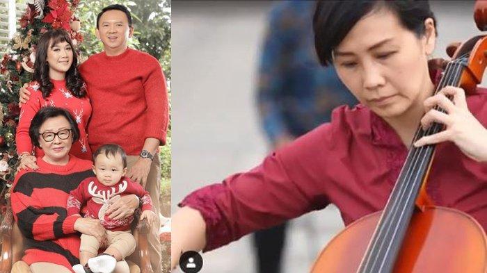 BEDA Gaya Veronica Tan & Puput Nastiti Rayakan Natal, Istri Ahok Tampil Manglingi bak Artis Korea