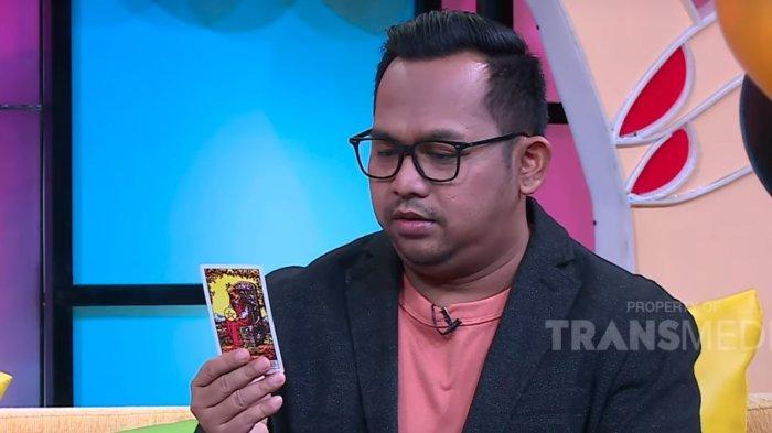 Bedu tampil di acara Rumpi TRANS TV.