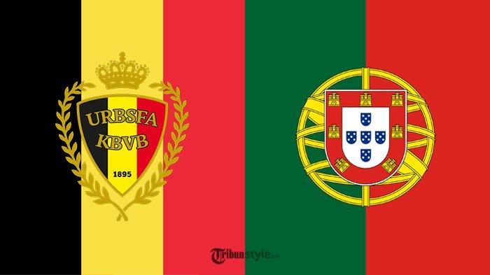 Jadwal Pertandingan Belgia Vs Portugal 01.45 WIB - Sesi Akhir Pemilihan 23 Pemain, CR7 Bakal Absen?