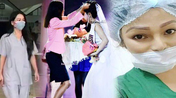 Awalnya Terpana, Pasien Corona Syok, Dokter Cantik Idolanya Ternyata Transgender & Miss Trans Queen