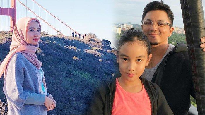 Tanpa Laudya Cynthia Bella, Engku Emran Rayakan Kelulusan Putrinya, Pesan untuk Aleesya Jadi Sorotan