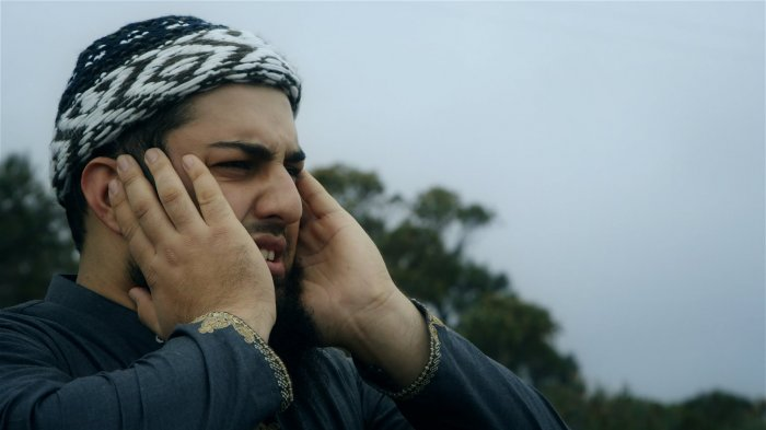 berdoa adzan