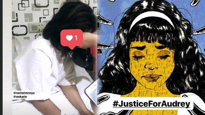 Beredar Video Audrey di Instagram, Kabarkan Kondisi Terkini Korban Siswa SMP Dikeroyok 12 Siswi SMA di Pontianak