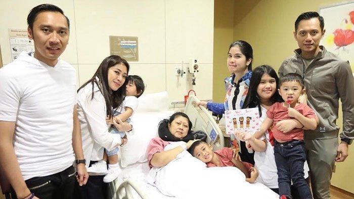 Ani Yudhoyono Dirawat di Singapura Karena Penyakit Kanker Darah, Berikut 9 Tanda Awal Gejalanya!