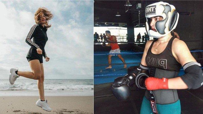 Nora Alexandra Philip - 4 Fakta Kekasih Jerinx SID yang Berprofesi Sebagai Model, Tekuni Muay Thai
