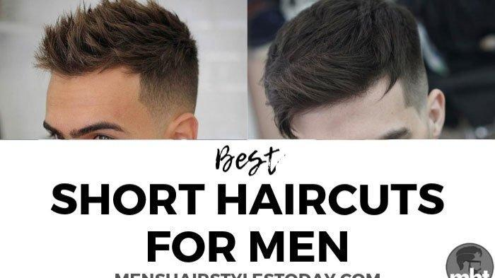 7 Pilihan Gaya Rambut Yang Patut Dicoba Bagi Pria Berwajah Bulat Tribunstyle Com