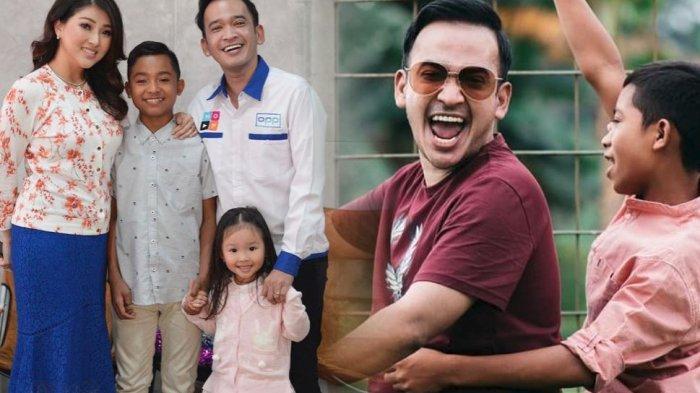 Ruben Onsu Angkat Betrand Peto Jadi Anaknya, Sarwendah Ungkap Sedang Sibuk Urus Kepindahannya