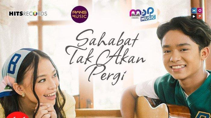 Betrand Peto Gandeng Anneth Luncurkan Single Duet 'Sahabat Tak Akan Pergi', Duduki Trending YouTube