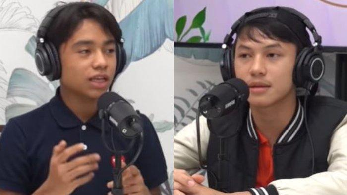 Ruben Onsu Pertemukan Jejen Penjual Bakso Dengan Betrand Peto, Onyo Baik Hati Berikan Baju & Jaket