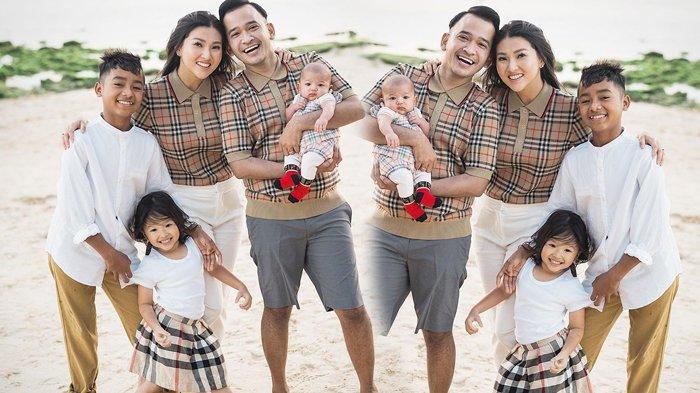 Bukan Barang Mewah, Ruben Onsu Berikan Hadiah 'Berarti' Ini Untuk Sarwendah di Hari Annyversary ke-6