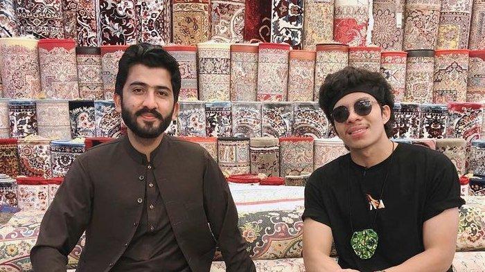 Profil Bhai Atta Ul Karim, Juragan Karpet Sponsori Pernikahan Atta Halilintar dan Aurel Hermansyah
