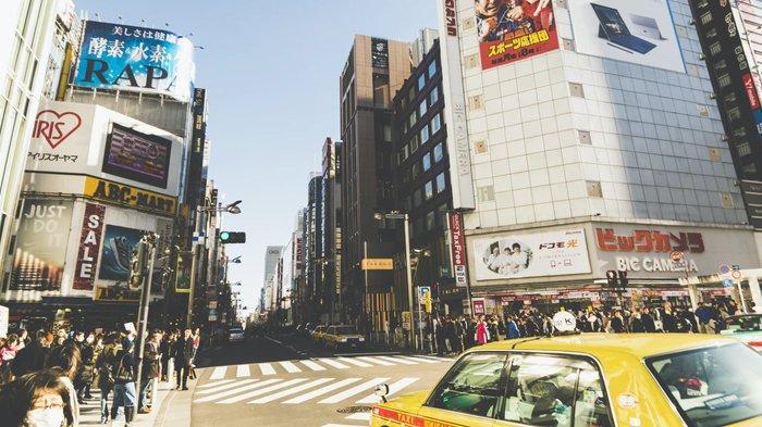 Ilustrasi biaya hidup di Jepang.