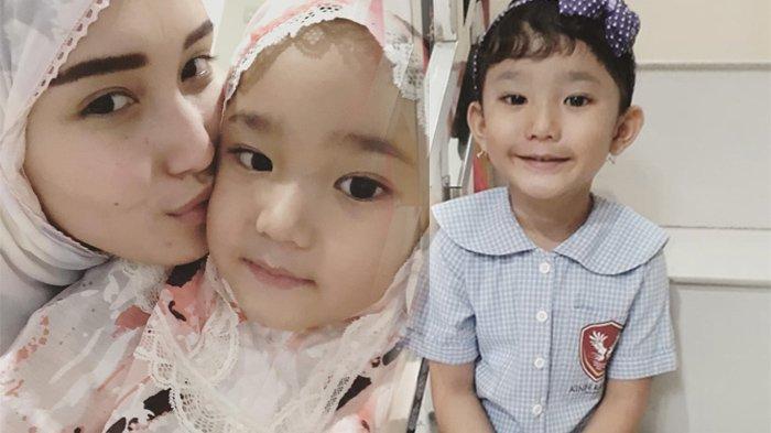 Bilqis Putri Ayu Ting Ting Perawatan Tubuh Jelang Lebaran, Gaya Bak Gadis Dewasa Jadi Sorotan