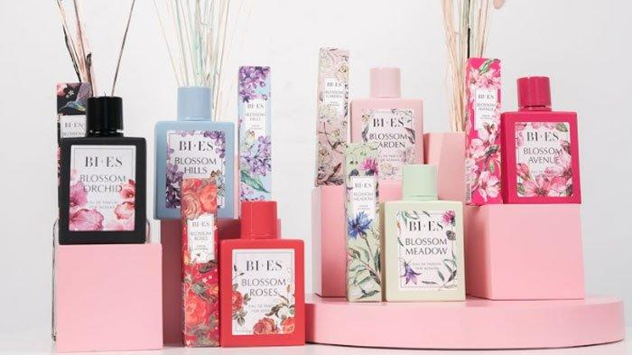 Segar Seharian, BIES Parfum Tawarkan Wewangian Floral Khas Eropa, Aroma Awet Tak Buat Kantong Bolong