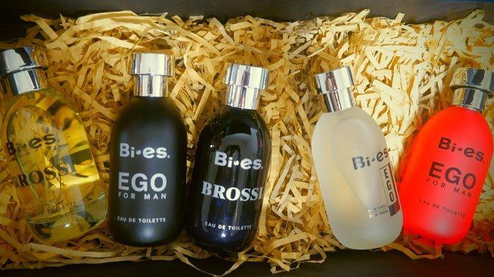 Elegan dan Oriental, BIES Parfum Hadirkan Varian Terbaru BROSSI dan EGO, Sesuaikan Wangi dengan Mood