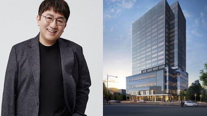 Big Hit Entertainment secara resmi akan mengubah nama perusahaannya menjadi HYBE Corporation