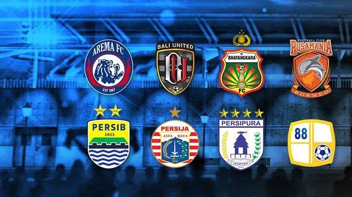 Jadwal Liga 1 2020 Resmi Dimulai 29 Februari, Persib Bandung dan Persija Main di Hari yang Sama