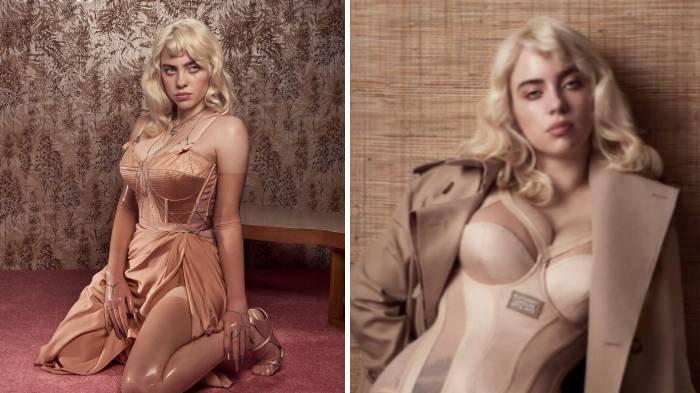 Deretan Potret Billie Eilish Tampil Seksi di Majalah Vogue, Ini Pesan Mendalam di baliknya