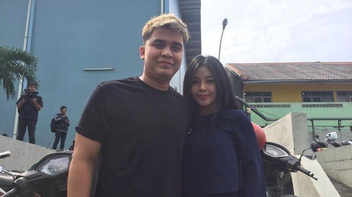 Billy Syahputra dan Elvia Cerolline yang ditemui Grid.ID di kawasan Tendean, Jakarta Selatan pada Jumat (10/5/2019)
