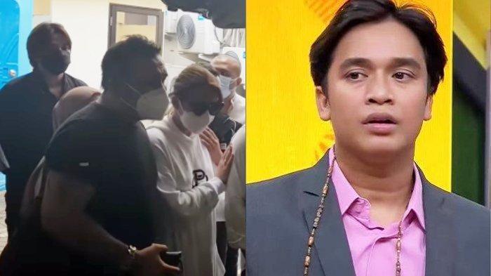 Ikut Berduka, Billy Syahputra Setia Temani Amanda Manopo Lepas Kepergian Ibunda, Sampaikan Doa Ini