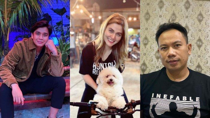 Hilda Vitria Bingung Terus Disangkutkan dengan Billy Syahputra, Vicky Prasetyo Bongkar Fakta Ini